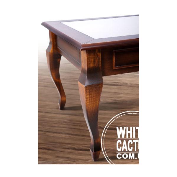 Журнальный Вега 1 600x600 - Стол Вега со стеклом