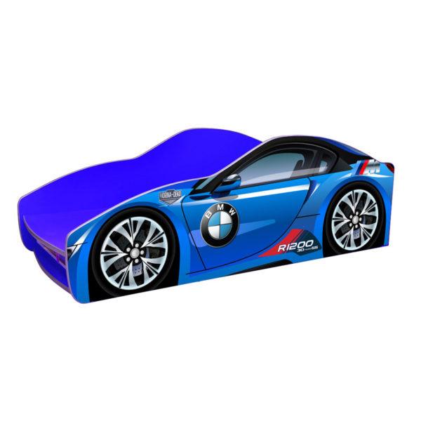 BMV B 022 Sinya  2 600x600 - Кровать детская автомобиль серия Бренд