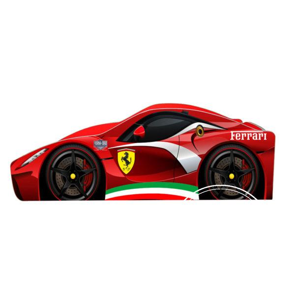 Ferrari B 021 2 600x600 - Кровать детская автомобиль серия Бренд