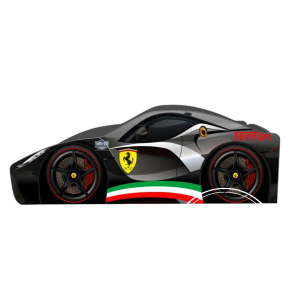 Ferrari B 021 Grafit 2 600x600 - Кровать детская автомобиль серия Бренд