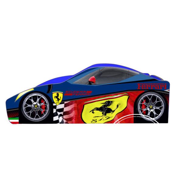 Ferrari sinya 2 600x600 - Кровать детская автомобиль серия Бренд