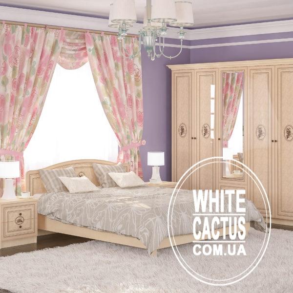 Floris klen sh 5d lizh new v inter 600x600 - Спальня Флорис 5д