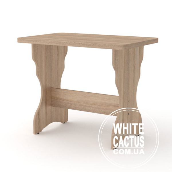 KS 2 Sonoma 600x600 - Стол кухонный КС 2