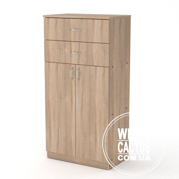 KSH 14 Sonoma 600x600 - Шкаф КШ 14