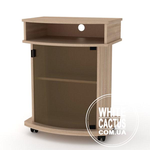 Karat 2 Sonoma 600x600 - Тумба тв Карат 2