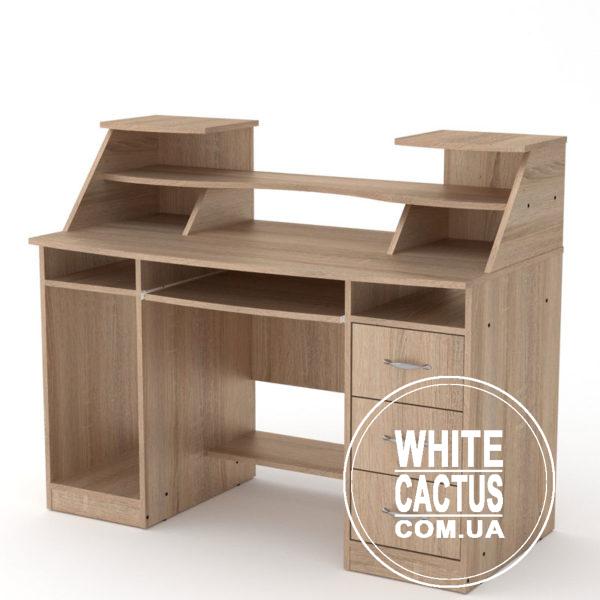 Komfort 5 Sonoma 600x600 - Стол компьютерный Комфорт 5