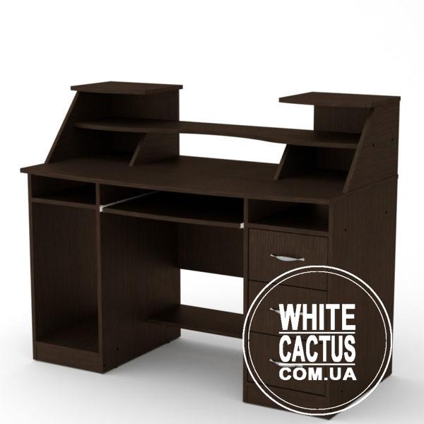 Komfort 5 Venge 600x600 - Стол компьютерный Комфорт 5