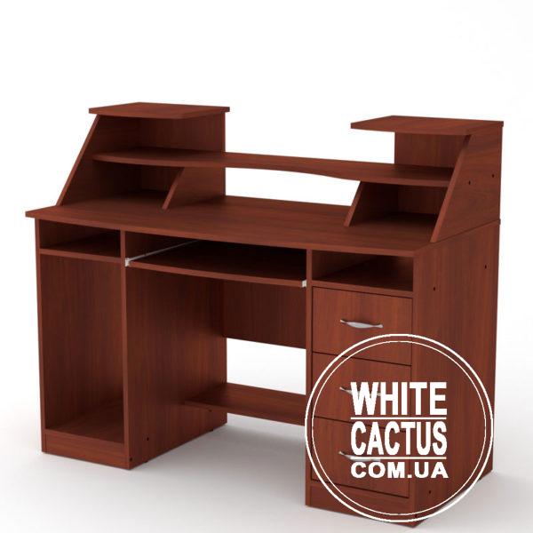 Komfort 5 YAblonya 600x600 - Стол компьютерный Комфорт 5