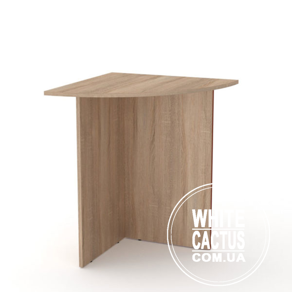 MO 2 Sonoma 600x600 - Стол письменный МО 2