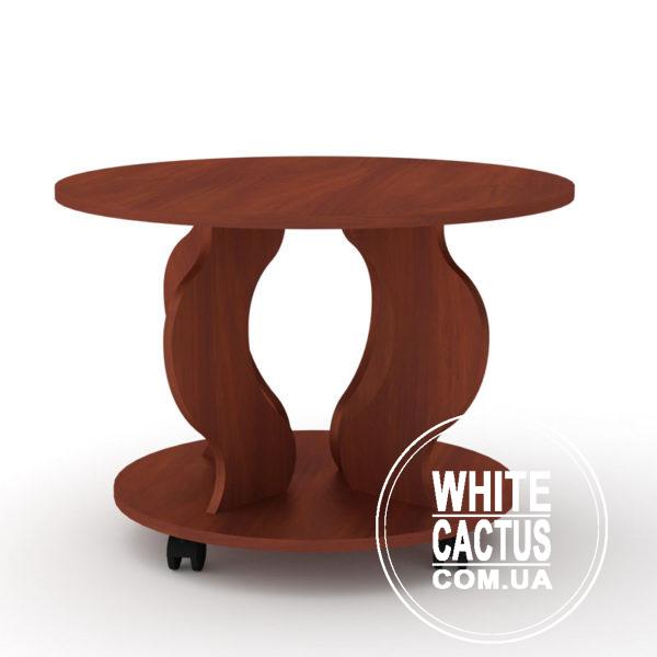 Ring YAblonya 600x600 - Стол журнальный Ринг