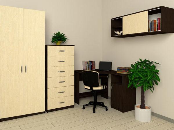 SU 13 Komplekt 600x450 - Стол компьютерный СУ 3