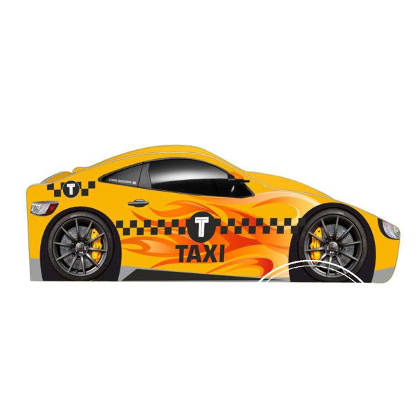 TAKSI 1 2 600x600 - Кровать детская автомобиль серия Бренд