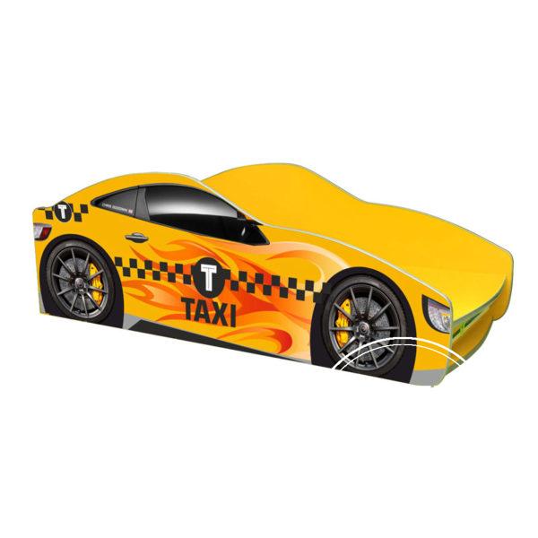 TAKSI 3 2 600x600 - Кровать детская автомобиль серия Бренд