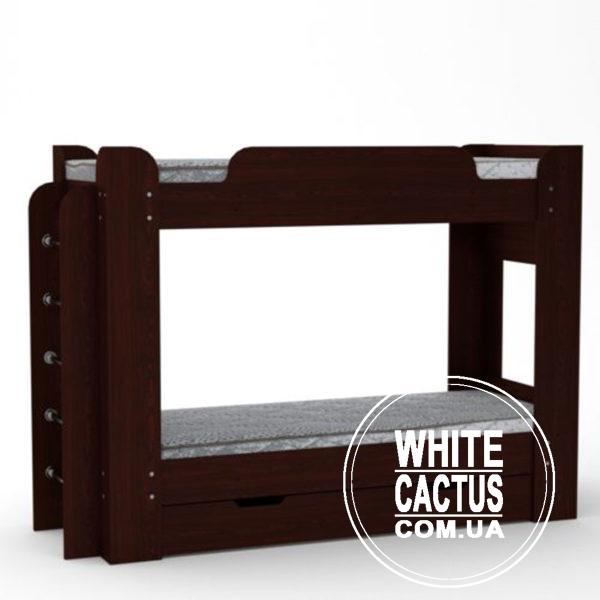 Tviks mahon 600x600 - Кровать Твикс