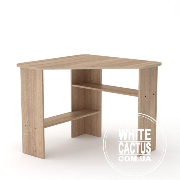Uchenik 2 Sonoma 600x600 - Стол письменный Ученик 2
