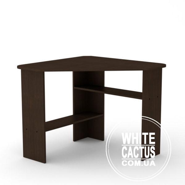 Uchenik 2 Venge 600x600 - Стол письменный Ученик 2