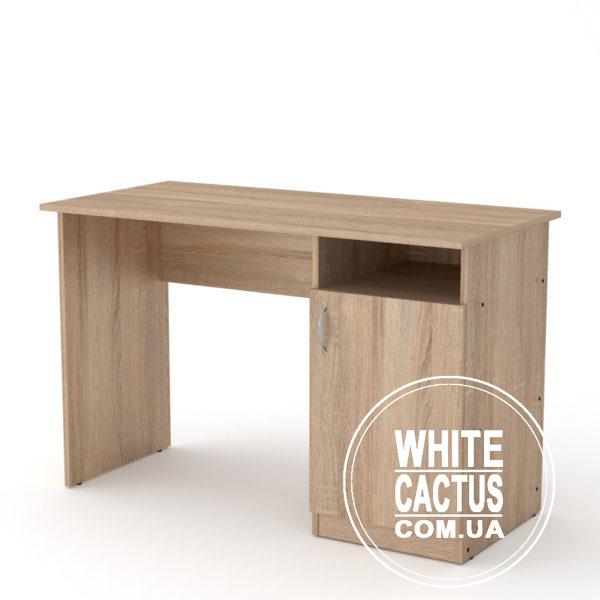 Uchenik Sonoma 600x600 - Стол письменный Ученик