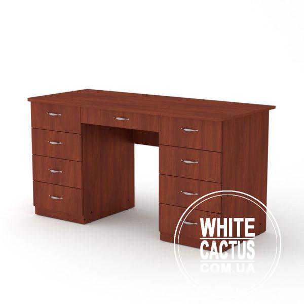 Uchitel 3 YAblonya 600x600 - Стол письменный Учитель  3