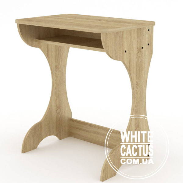 YUnior Sonoma 600x600 - Стол письменный Юниор