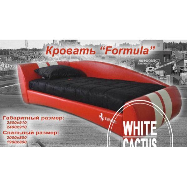 formula6 600x600 - Кровать Формула с подьемным механизмом