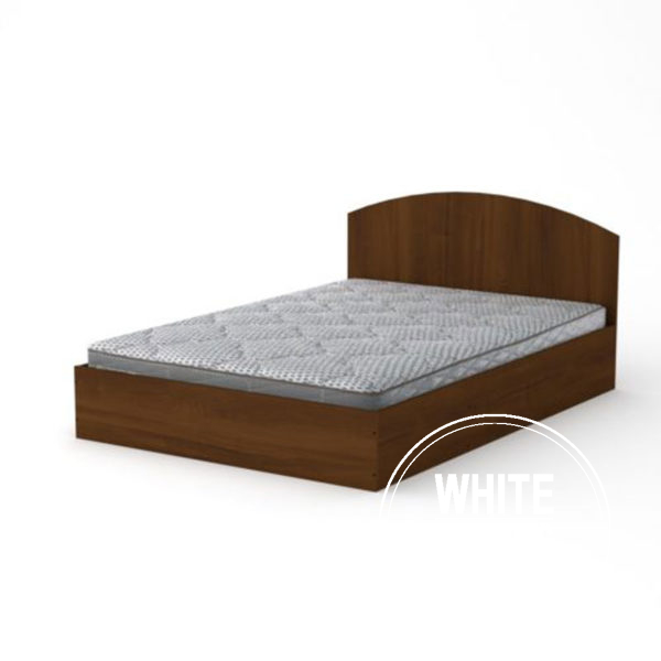 krovat 140 oreh 600x600 - Кровать 140