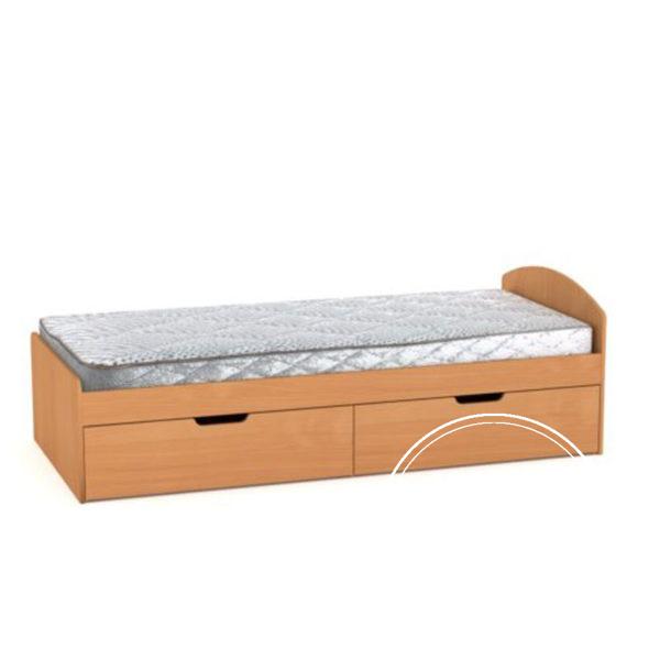 krovat 902 buk 600x600 - Кровать 90+2