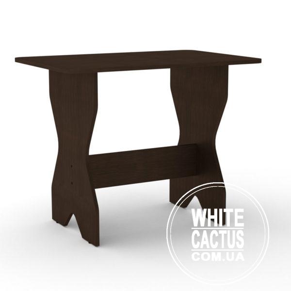 ks1 venge 600x600 - Стол кухонный КС 1