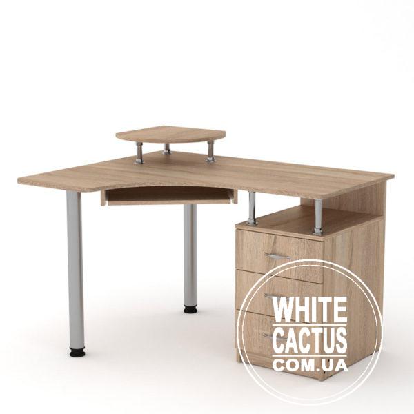 su2 dub sonoma 600x600 - Стол компьютерный СУ 2